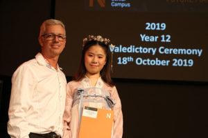 Chines winner Chinese First Languagee